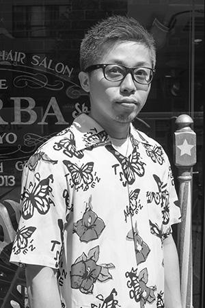 Hirokazu Ichihara (HIRO)